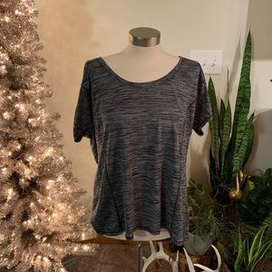 Xersion Tops - NWOT open back workout tee